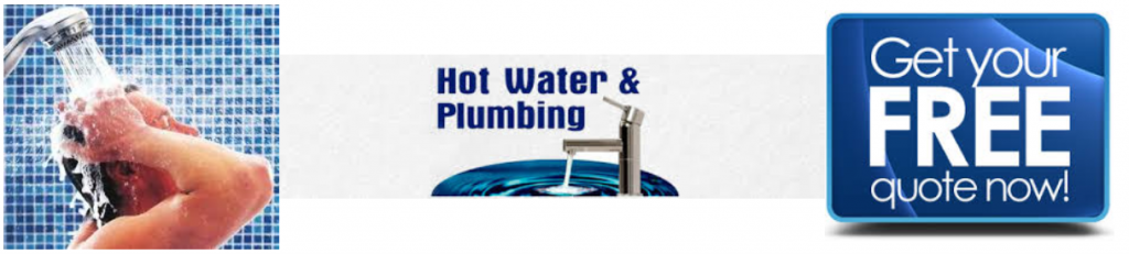 Hot Water and Plumbing - Get your free quote now!!