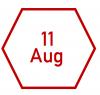 11 Aug