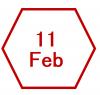 11 Feb
