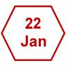 22 Jan