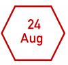 24 Aug