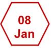 8 Jan